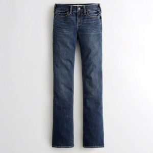 Hollister Classic Stretch Low-Rise Boot Jeans